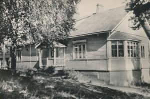 Kukkapään talo 1948