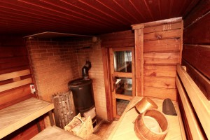 Sauna and Aito-kiuas