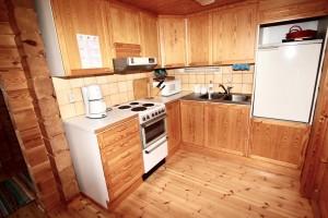 Sauna kitchen