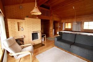 Sauna livingroom