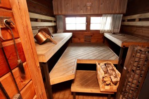 Sauna indoor 4